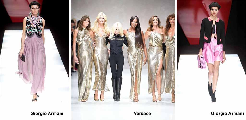 Неделя моды в Милане 2018
