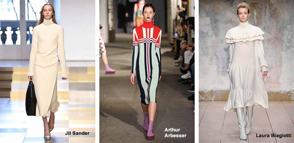 7932fcbf35c Какие платья носить этой осенью  Все самые модные тенденции осень ...