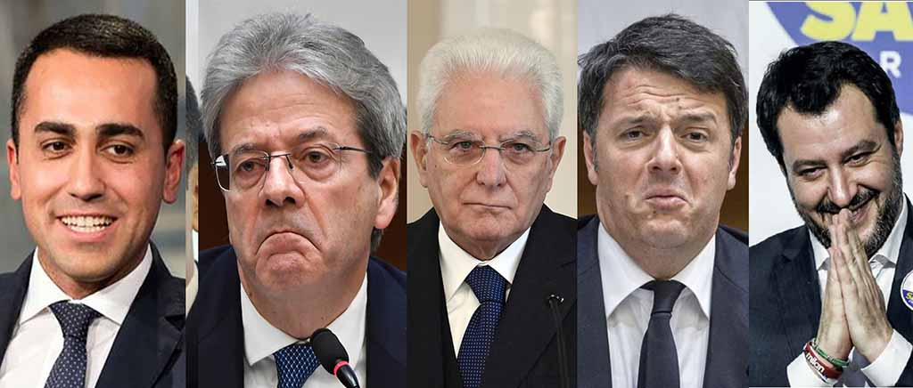 +кто победил +на выборах +в италии 2018