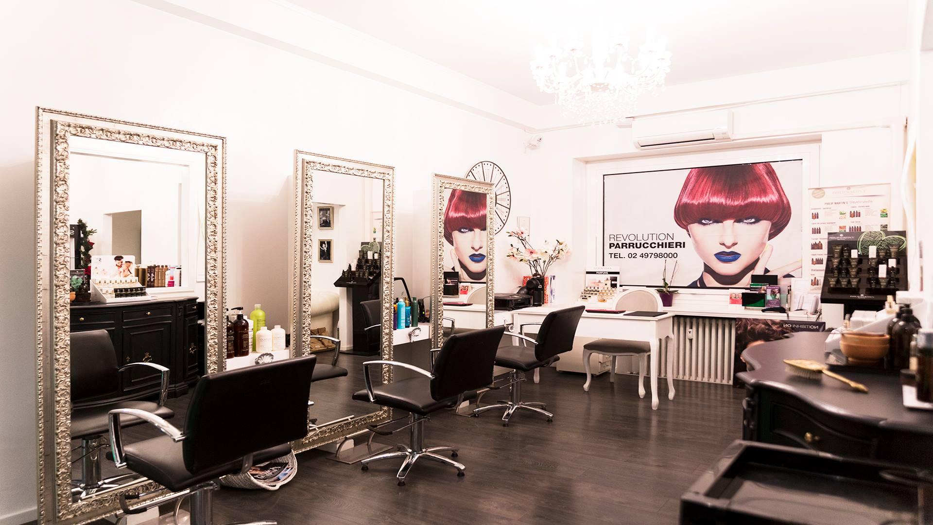 Русский салон красоты, Милан