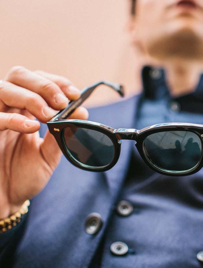 Мужские очки зима-осень 2019